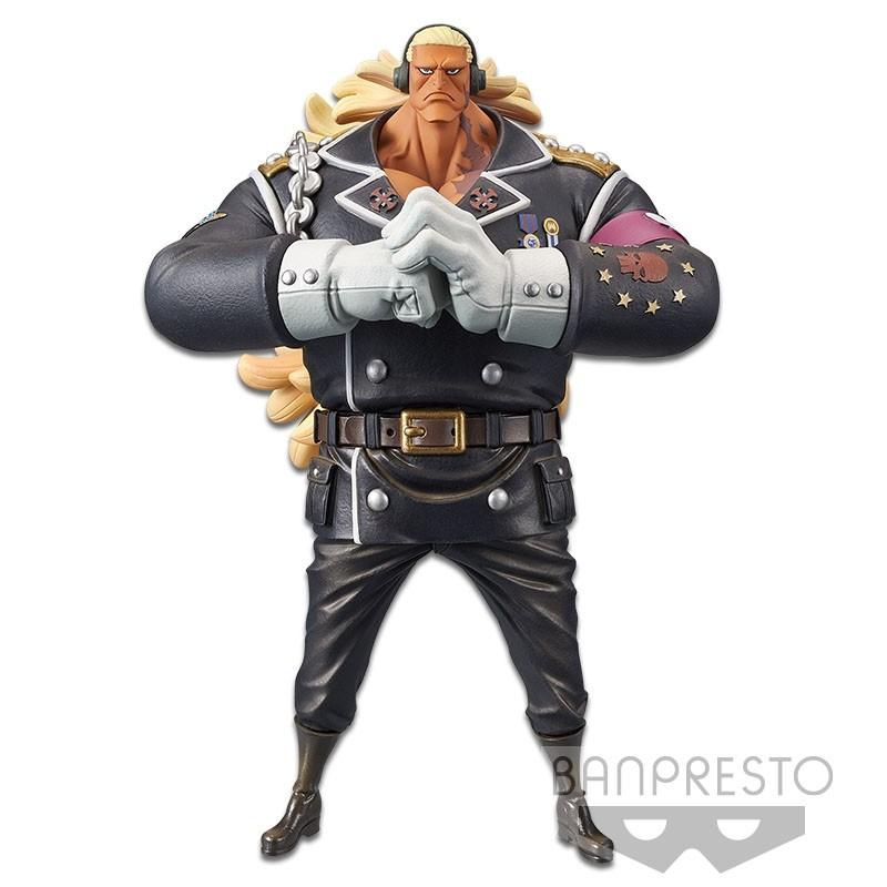 One Piece Figure Stampede Movie DXF The Grandline Men Vol. 7 Bullet