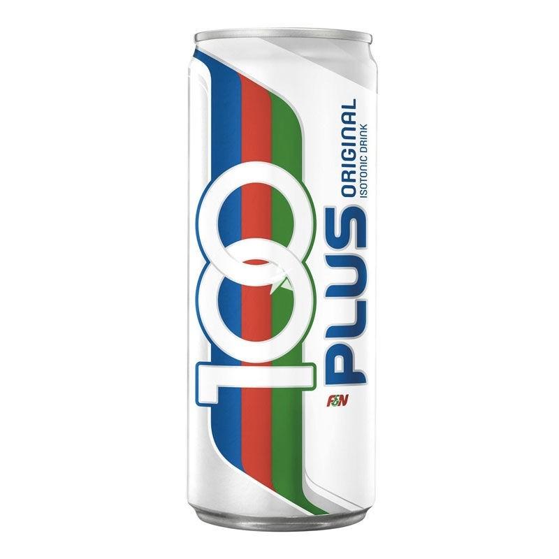 100 Plus Isotonic Drink - Original Flavour 325ml