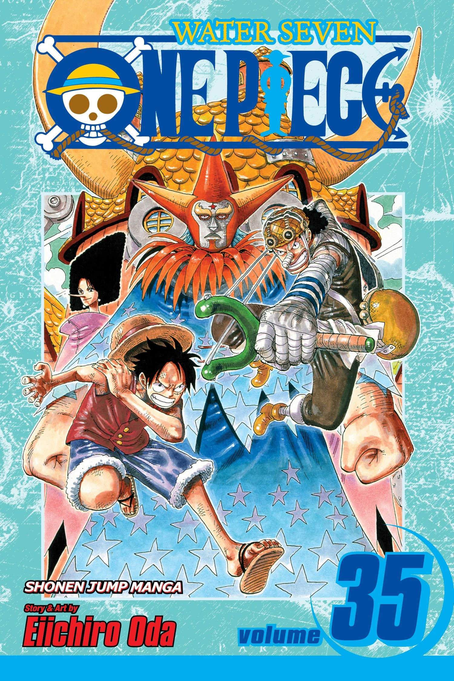 One Piece, Vol. 35