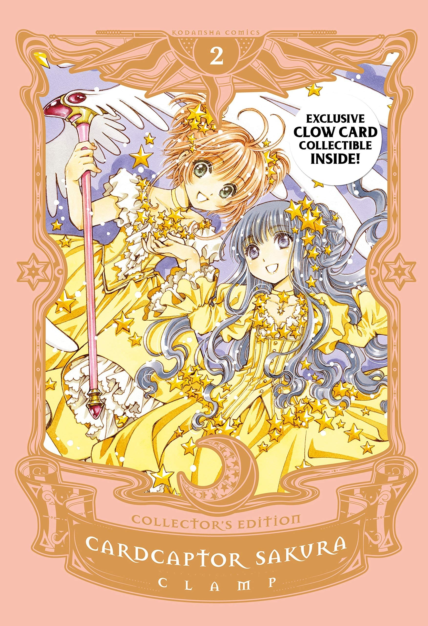 Cardcaptor Sakura Collector's Edition, Vol. 02