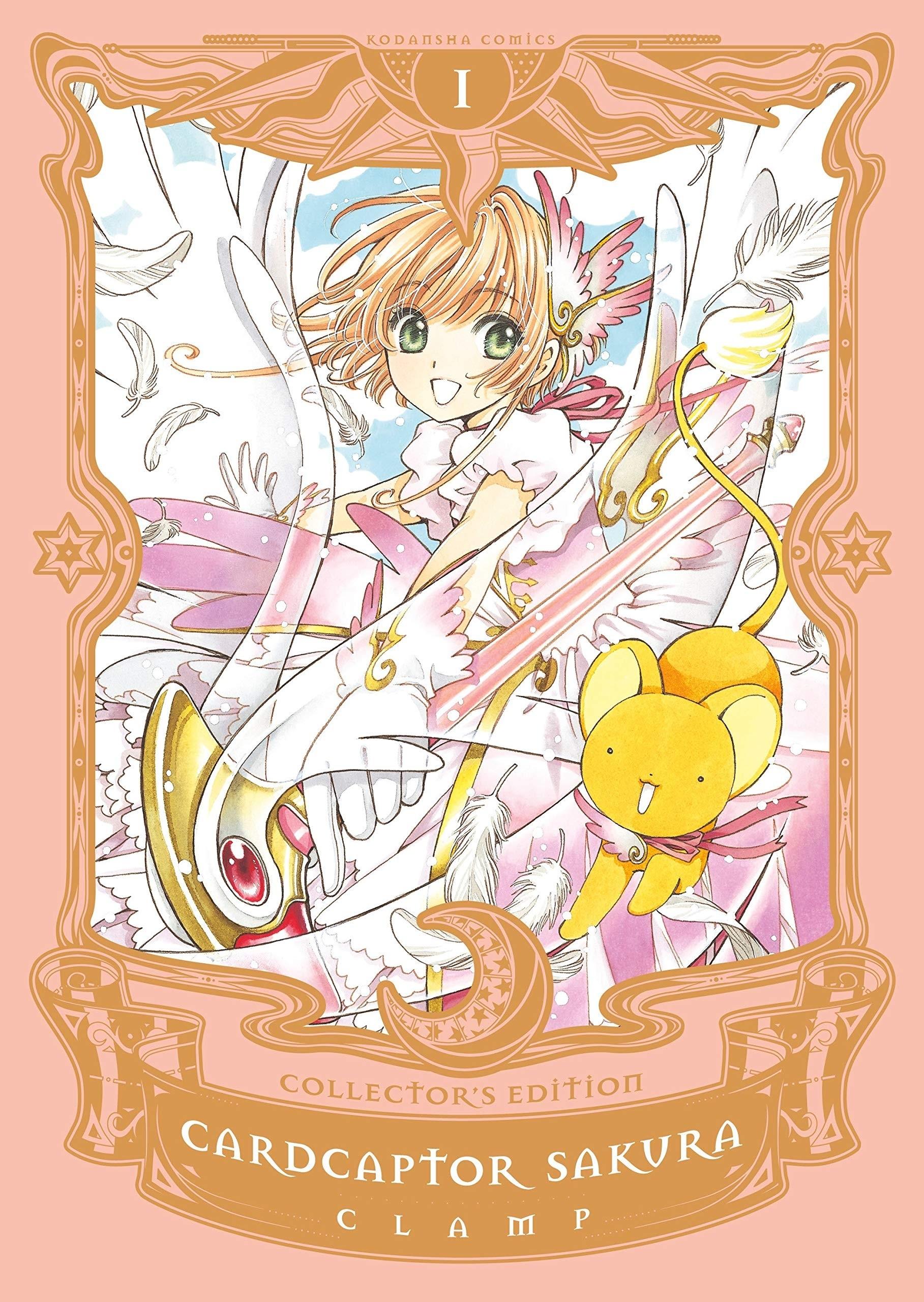 Cardcaptor Sakura Collector's Edition, Vol. 01