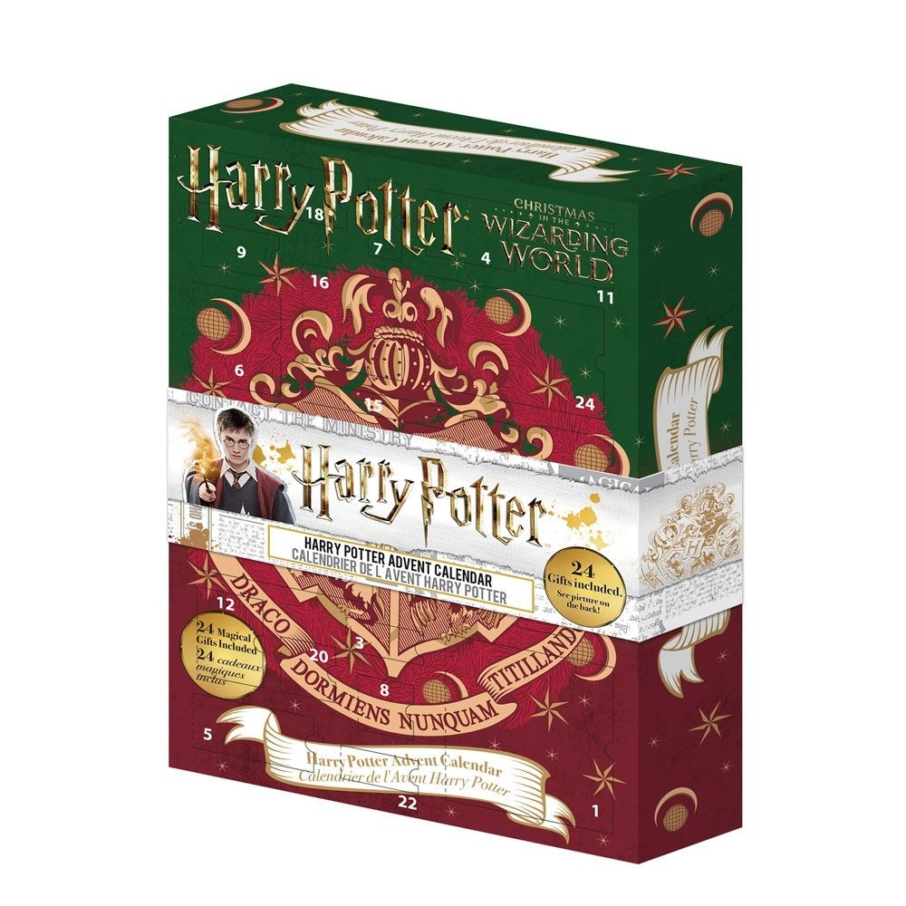 Harry Potter Advent Calendar Christmas in the Wizarding World
