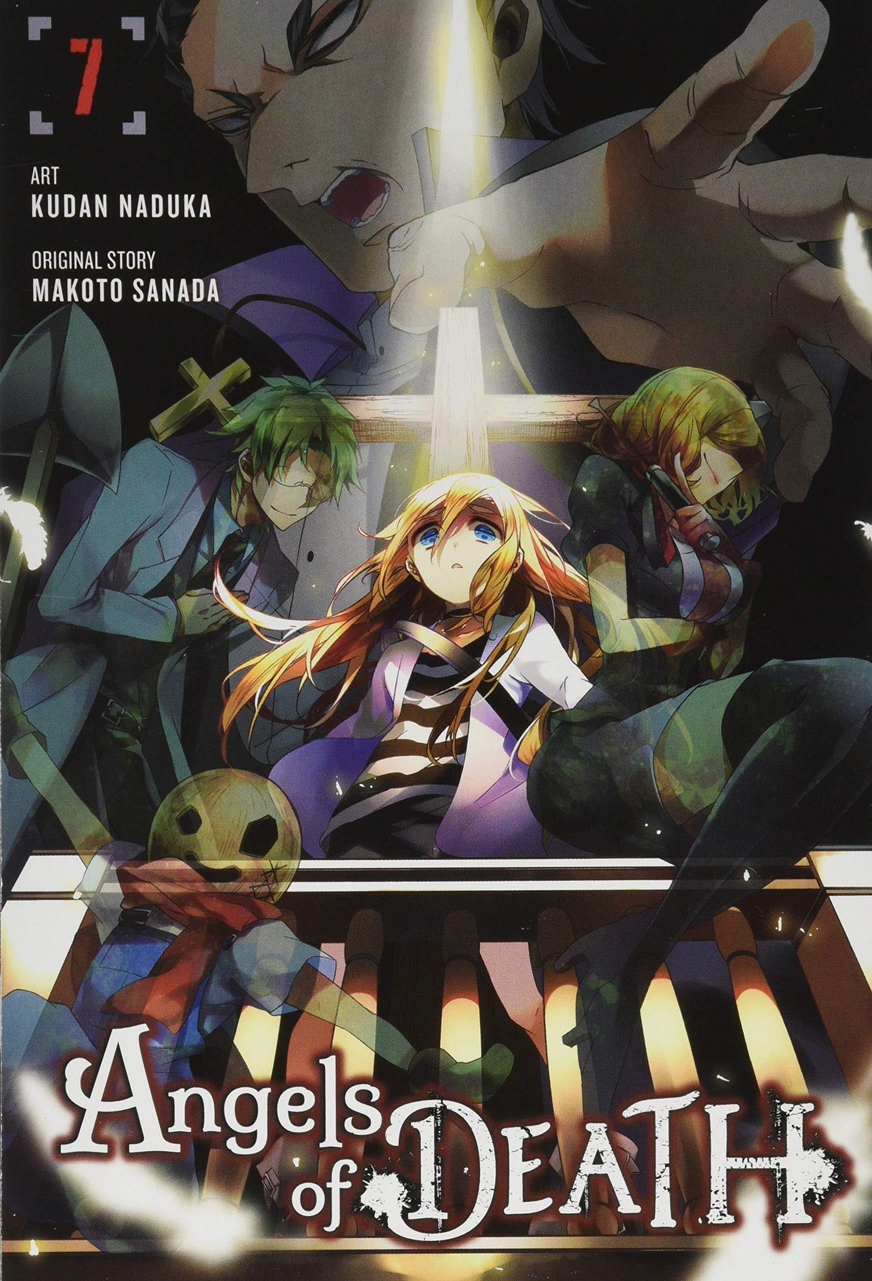 Angels of Death, Vol. 07