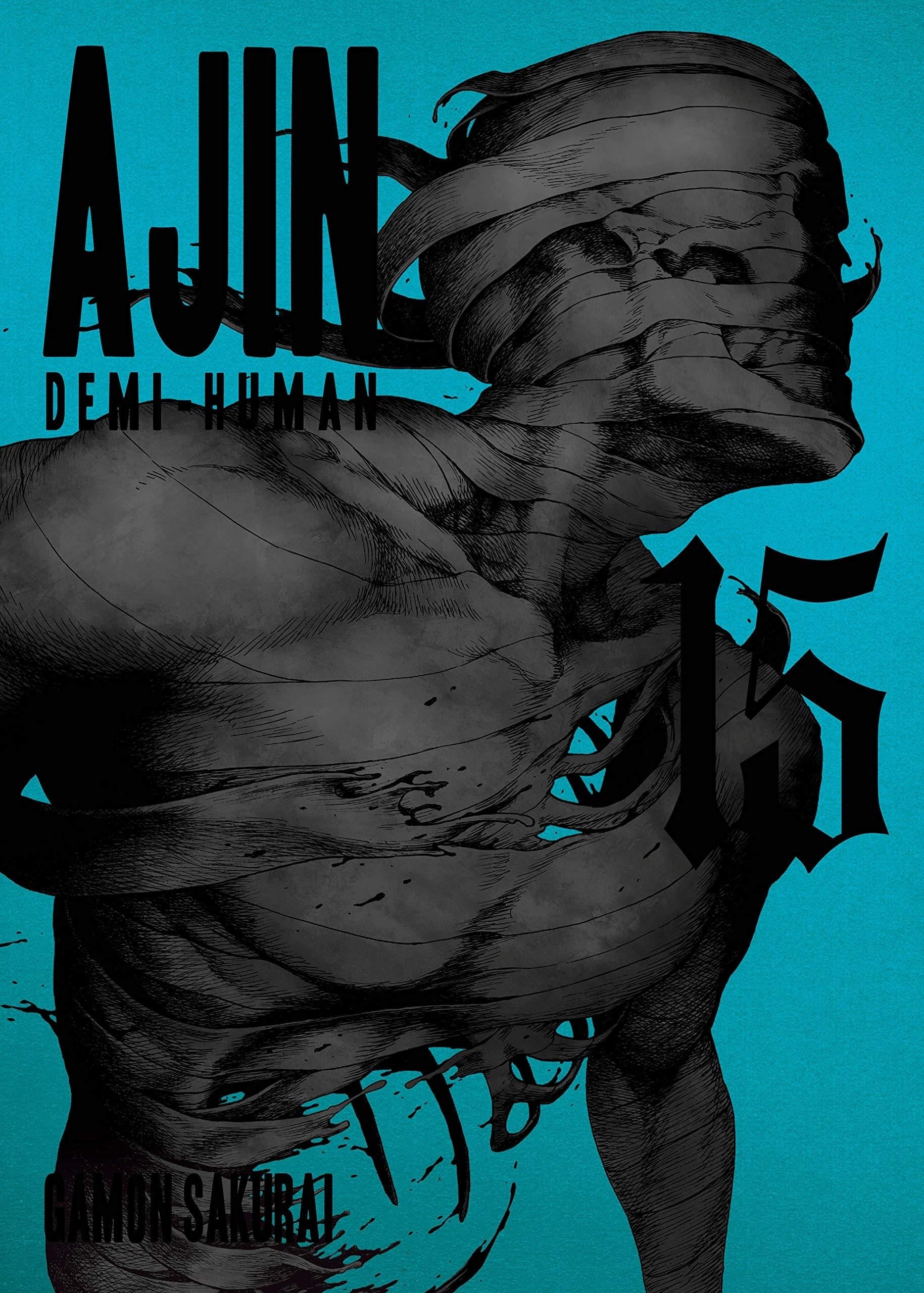Ajin: Demi-Human, Vol. 15