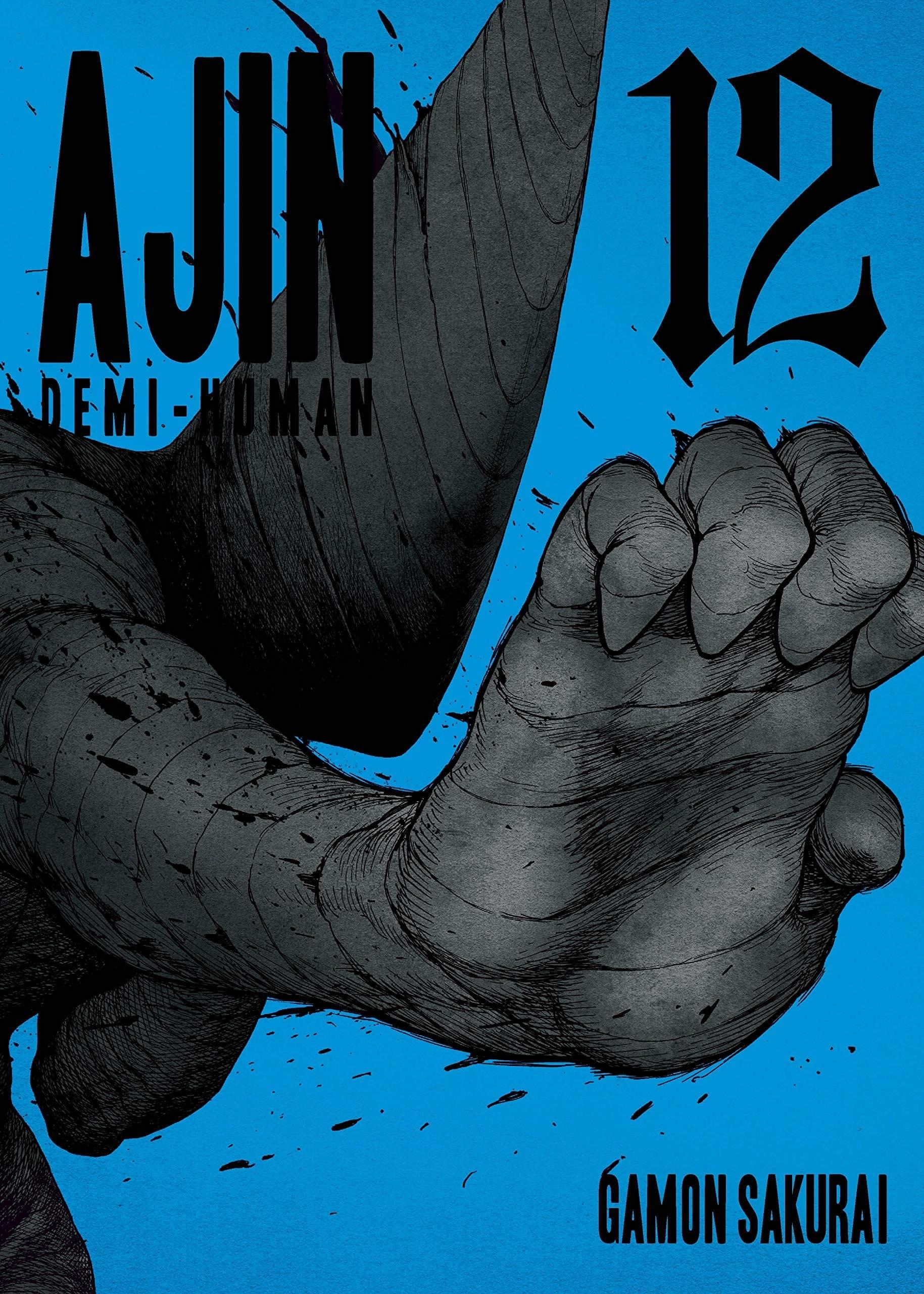 Ajin: Demi-Human, Vol. 12