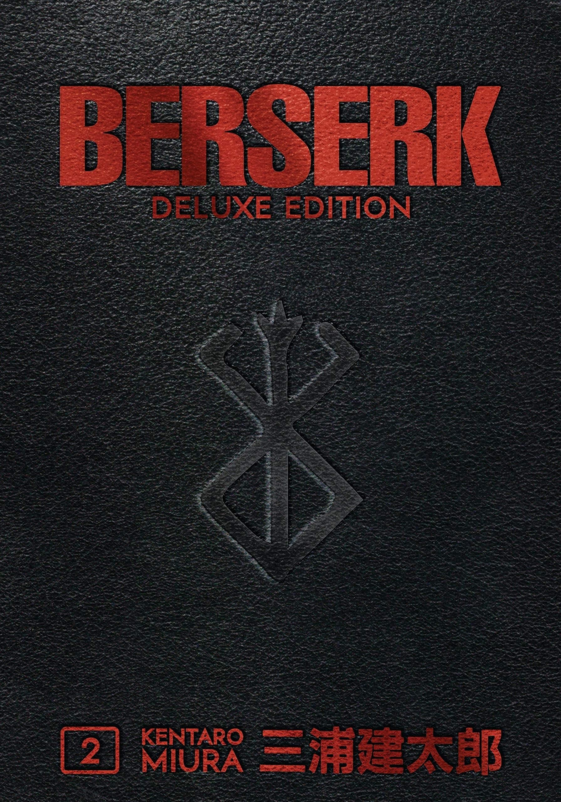 Berserk Deluxe Vol. 2