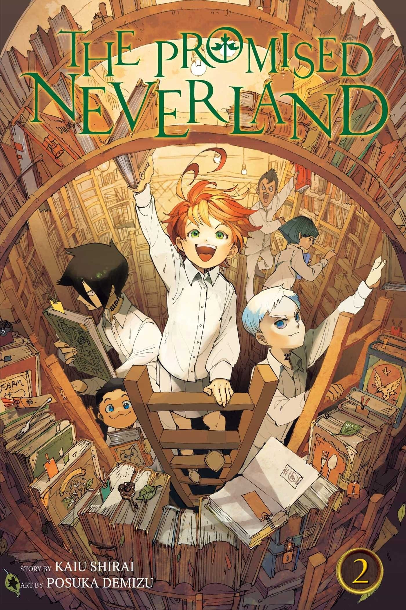 The Promised Neverland, Vol. 02