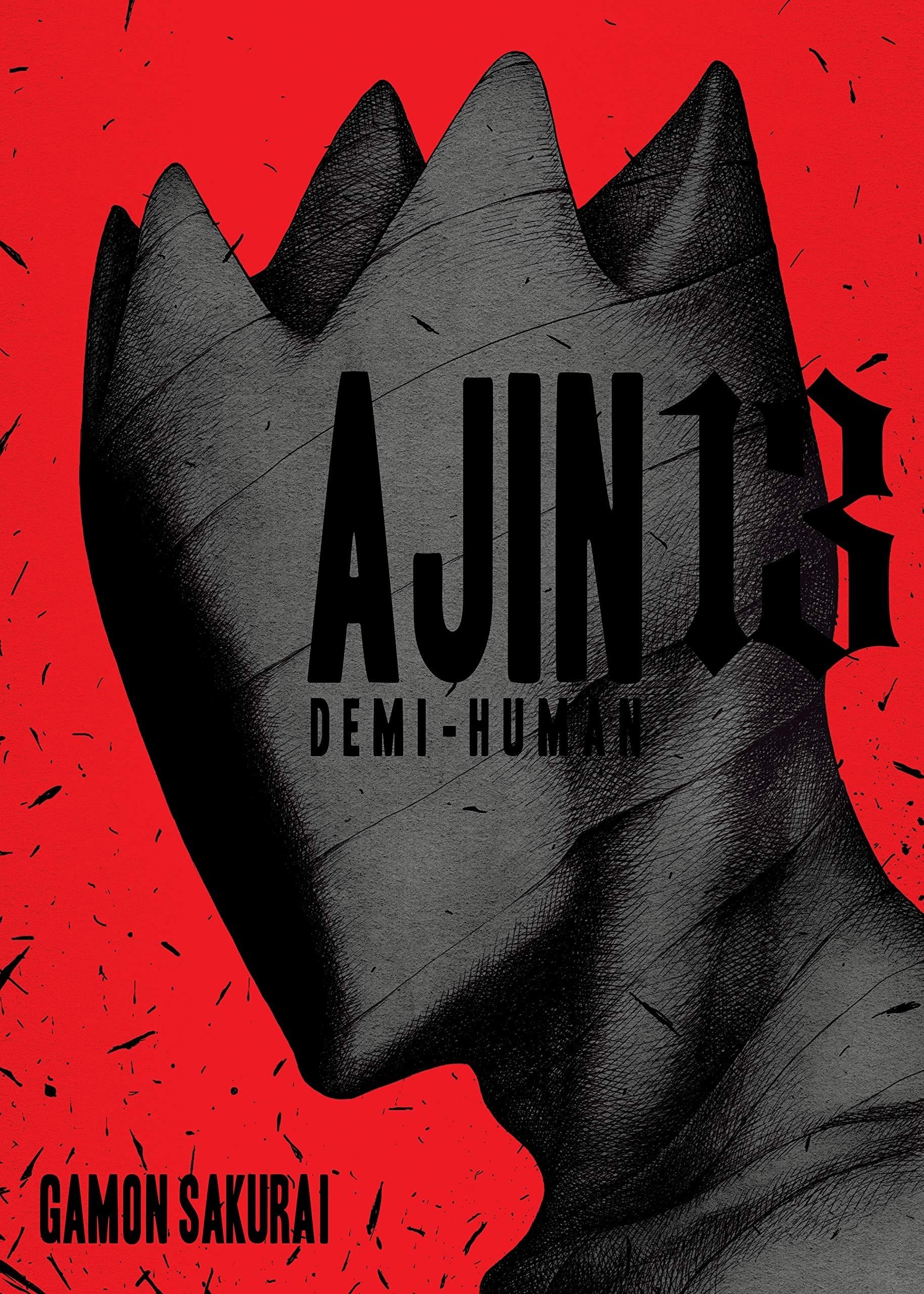Ajin: Demi-Human, Vol. 13
