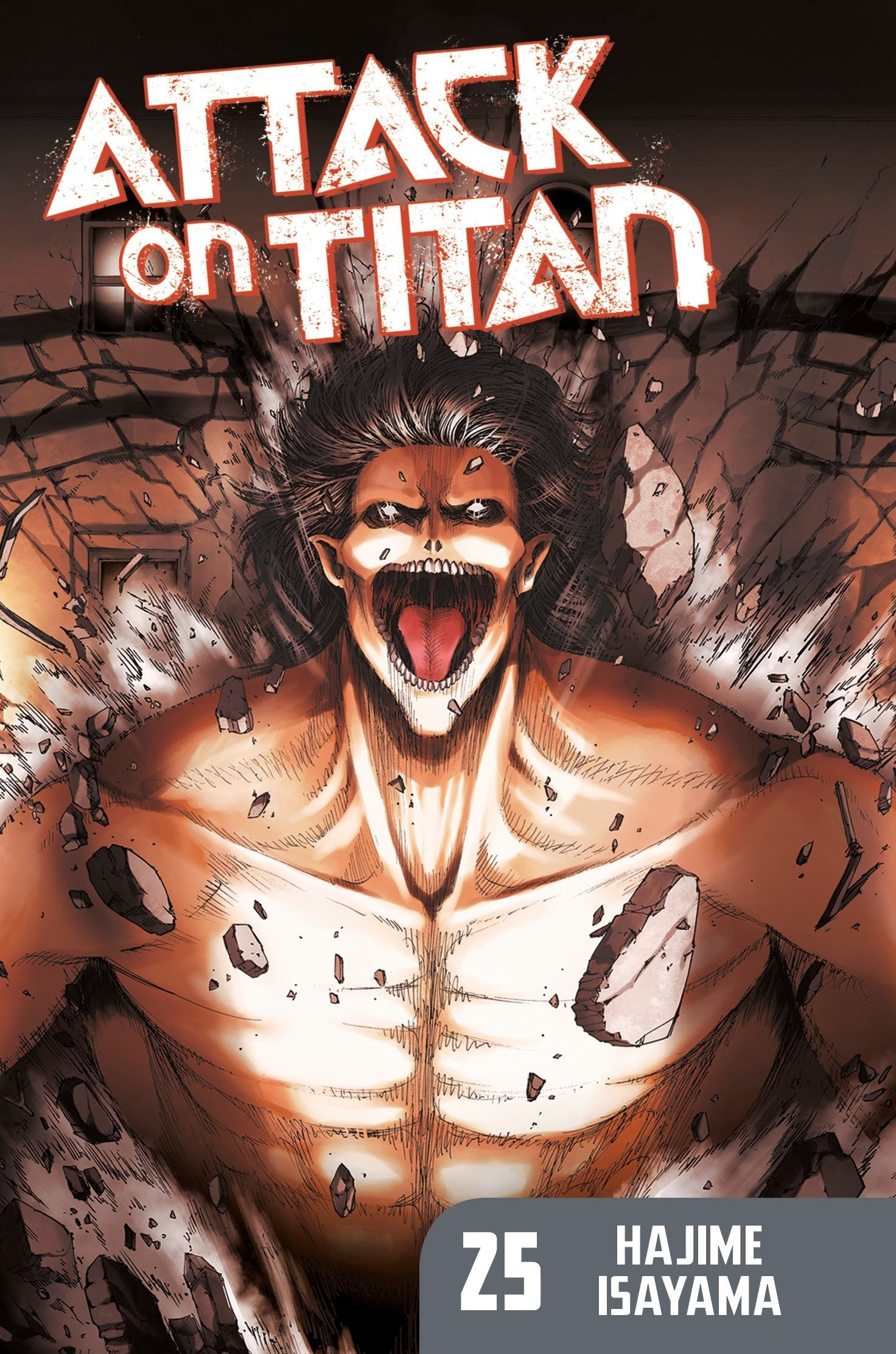 Attack on Titan, Vol. 25