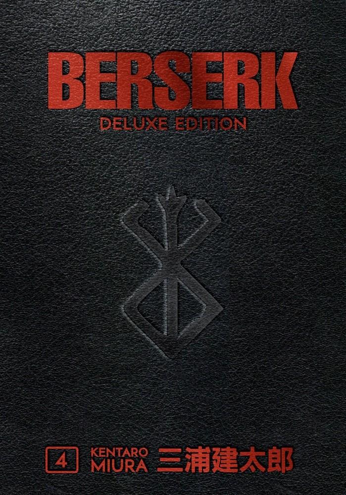 Berserk Deluxe Vol. 4