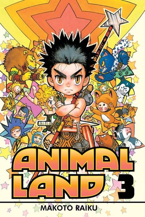 Animal Land, Vol. 03