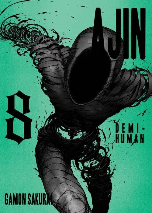 Ajin: Demi-Human, Vol. 08