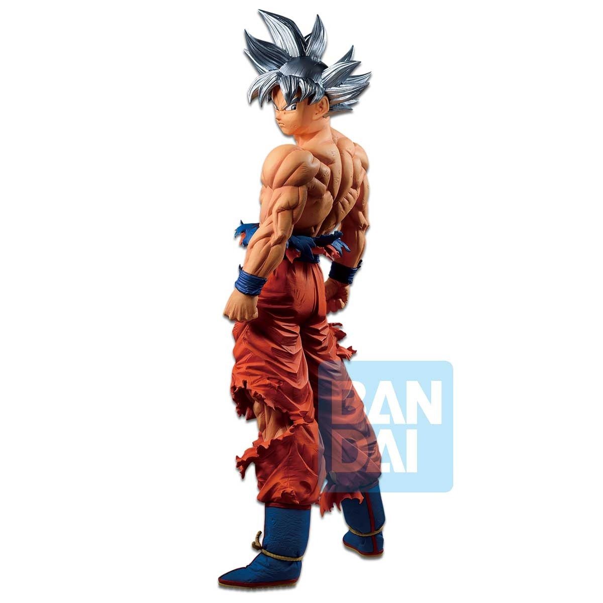 Dragon Ball Super Ichibansho Figure Son Goku Ultra Instinct Extreme Saiyan