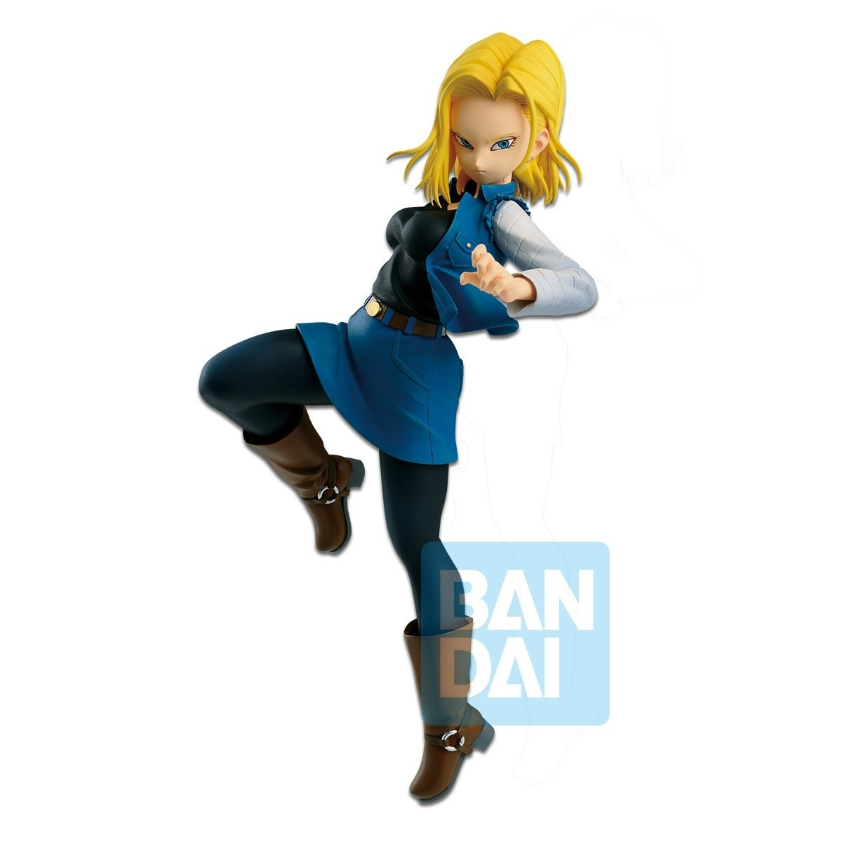 Dragon Ball Z Figure Android Battle with Dragon Ball Fighter Z Android 18