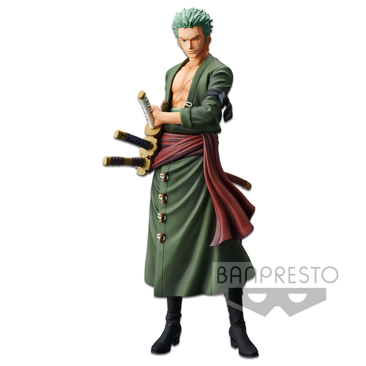 One Piece Figure Grandista The Grandline Roronoa Zoro