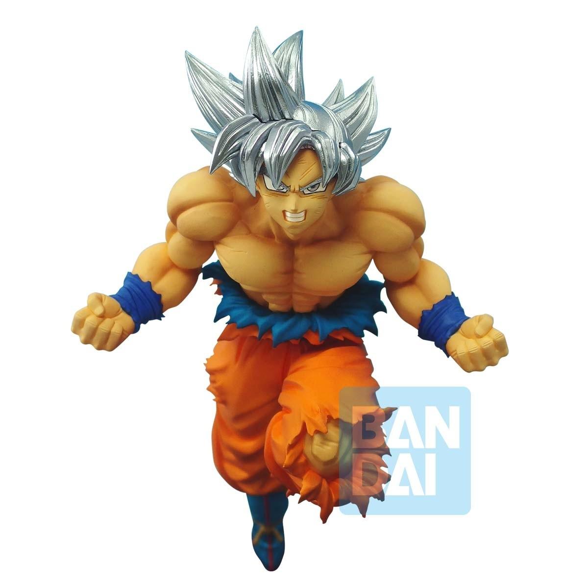 Dragon Ball Super Z-Battle Figure Ultra Instinct Goku