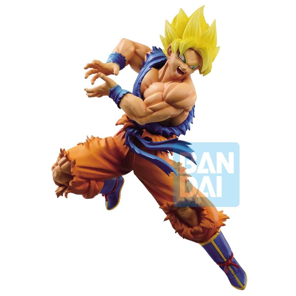 Dragon Ball Super Figure Z-Battle Super Saiyan Son Goku