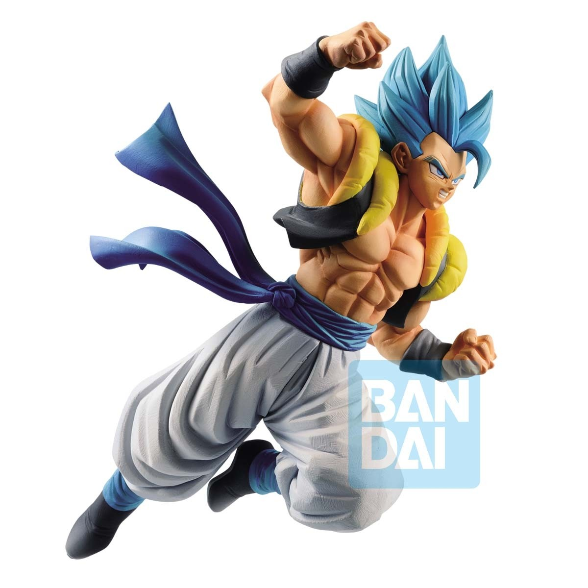 Dragon Ball Super Figure Z-Battle Super Saiyan God Super Saiyan Gogeta