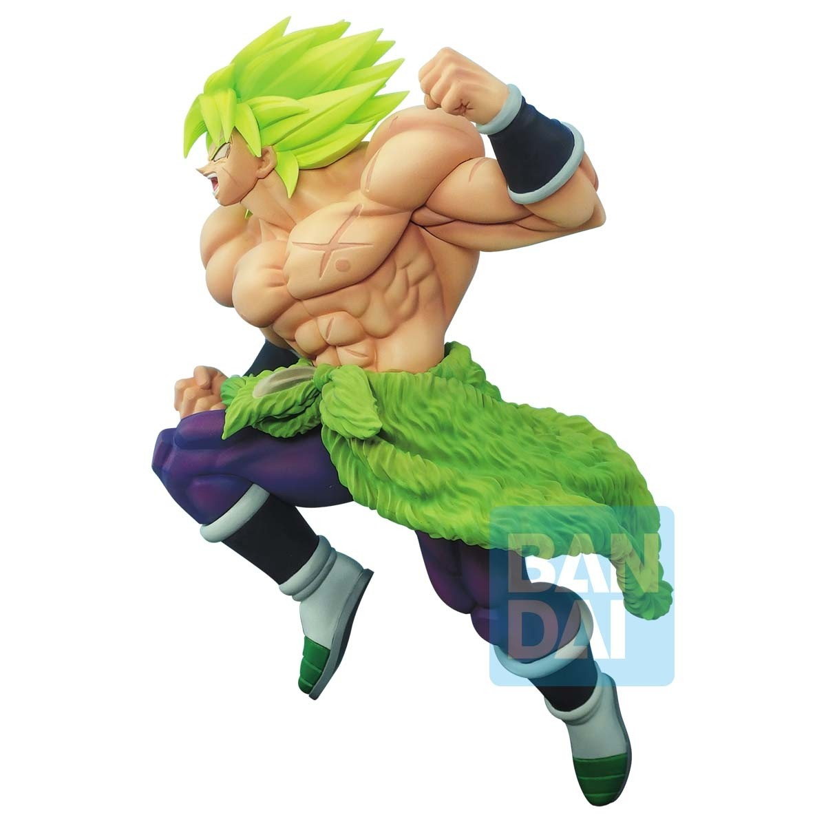 Dragon Ball Super Figure Z-Battle Full Power Broly