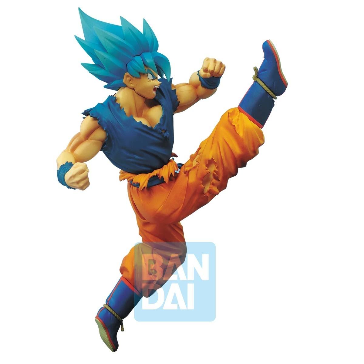 Dragon Ball Super Figure Z-Battle Super Saiyan God Super Saiyan Son Goku