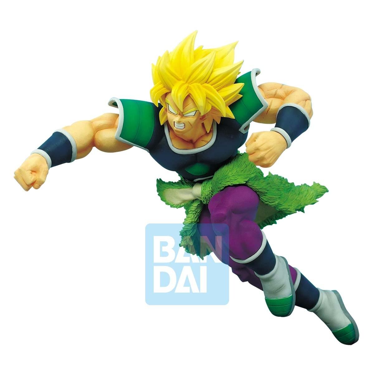 Dragon Ball Super Figure Z-Battle Super Saiyan Broly