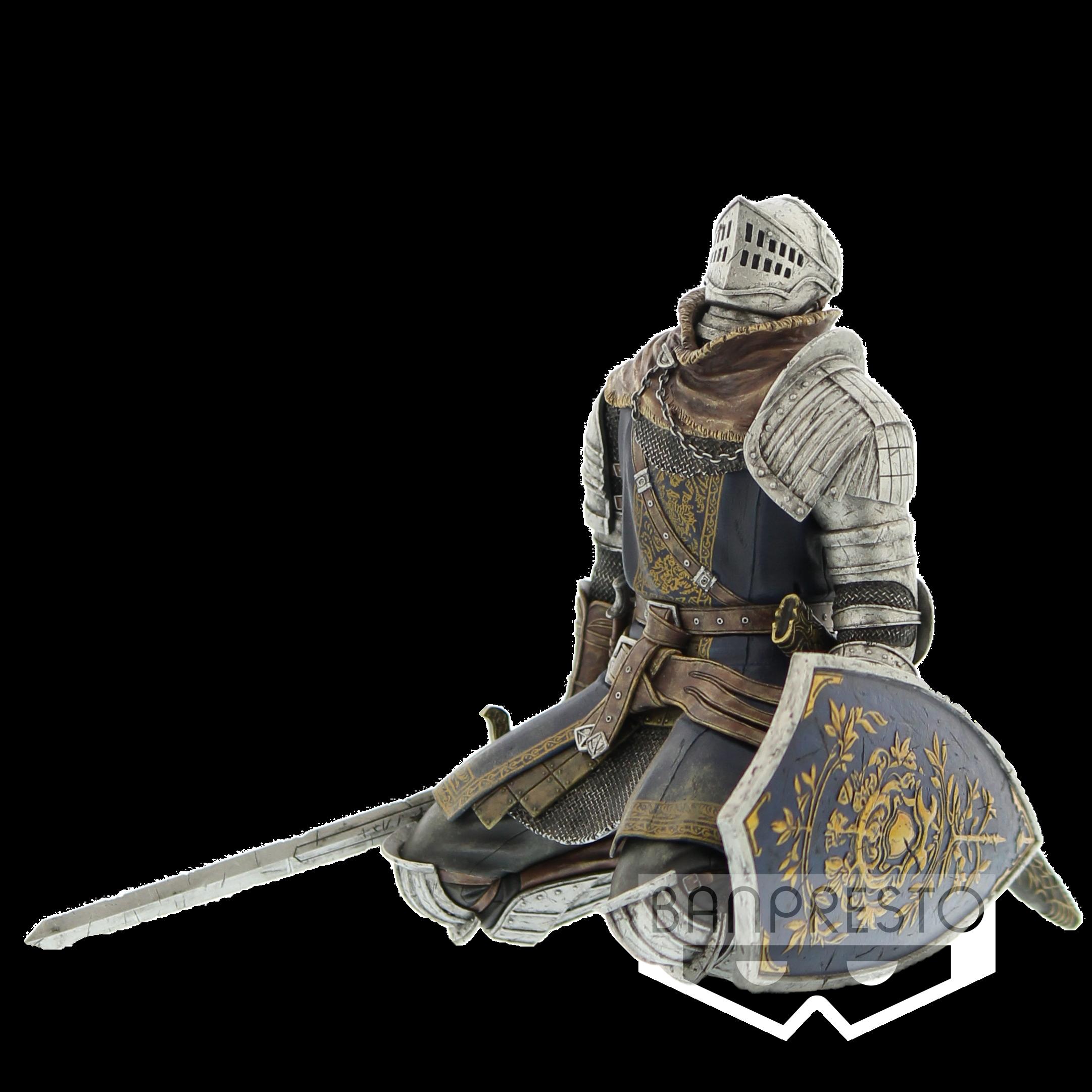 Dark Souls Figure Sculpt Collection Vol. 4 Oscar Knight of Astora