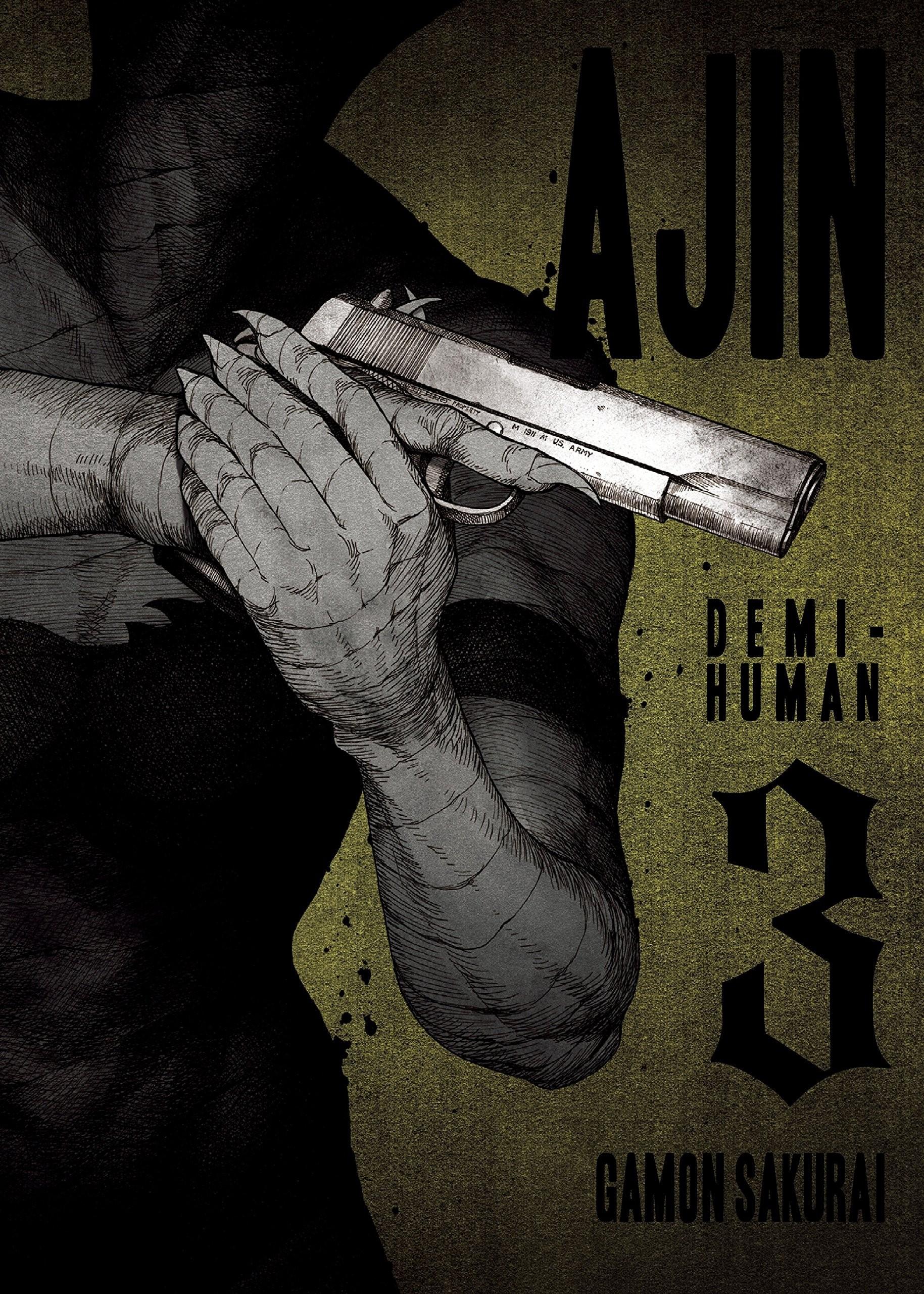 Ajin: Demi-Human, Vol. 03