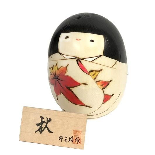 Kokeshi Doll - Aki