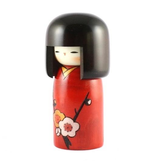 Kokeshi Doll - Flower's Song