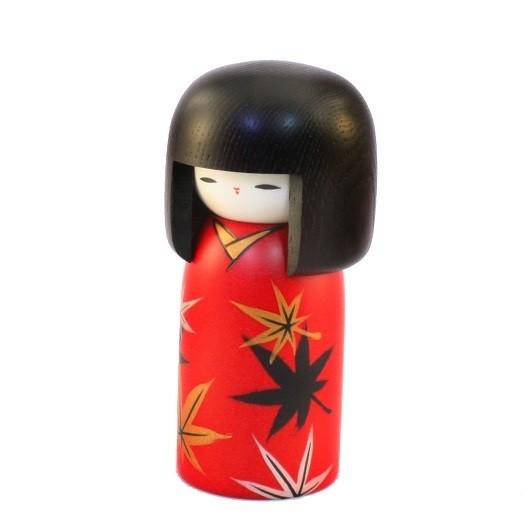 Kokeshi Doll - Kinshu