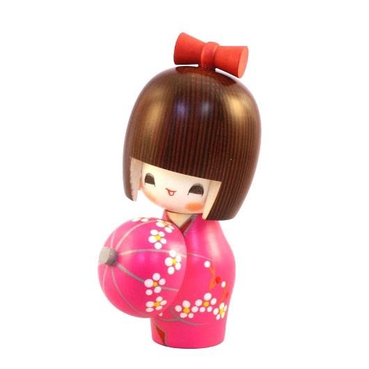 Kokeshi Doll - Haruurara