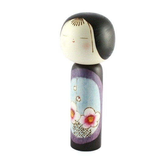 Kokeshi Doll - Ume