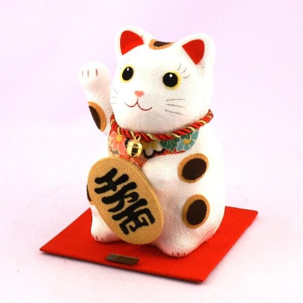 Maneki Neko - Solar Lucky Cat - Bringing Money & Success