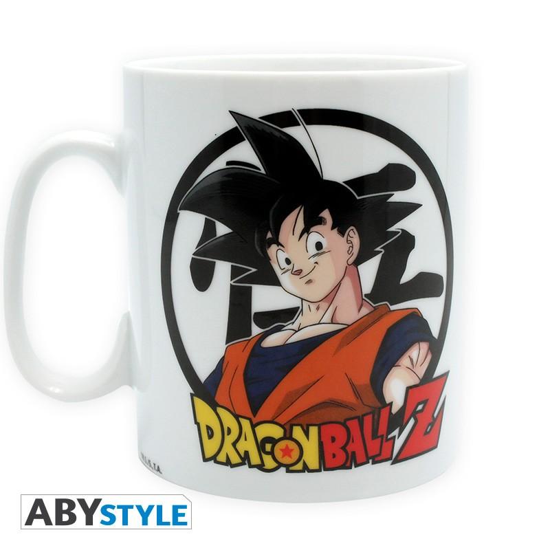 Dragon Ball Z - Mug 460 ml - Goku / Super Saiyan Goku