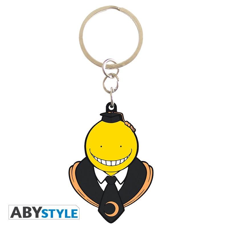 "ASSASSINATION CLASSROOM - Keychain PVC ""Sensei"""