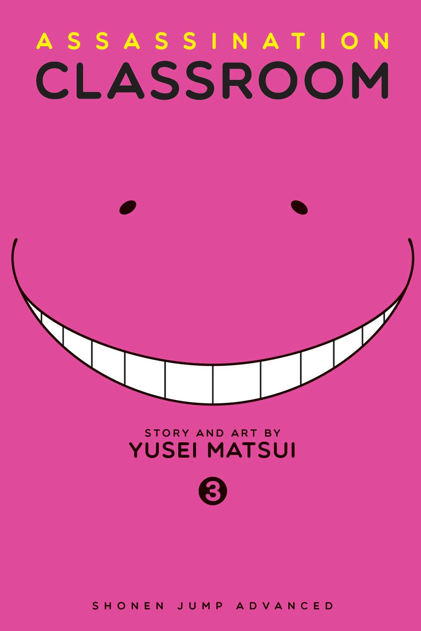 Assassination Classroom, Vol. 03