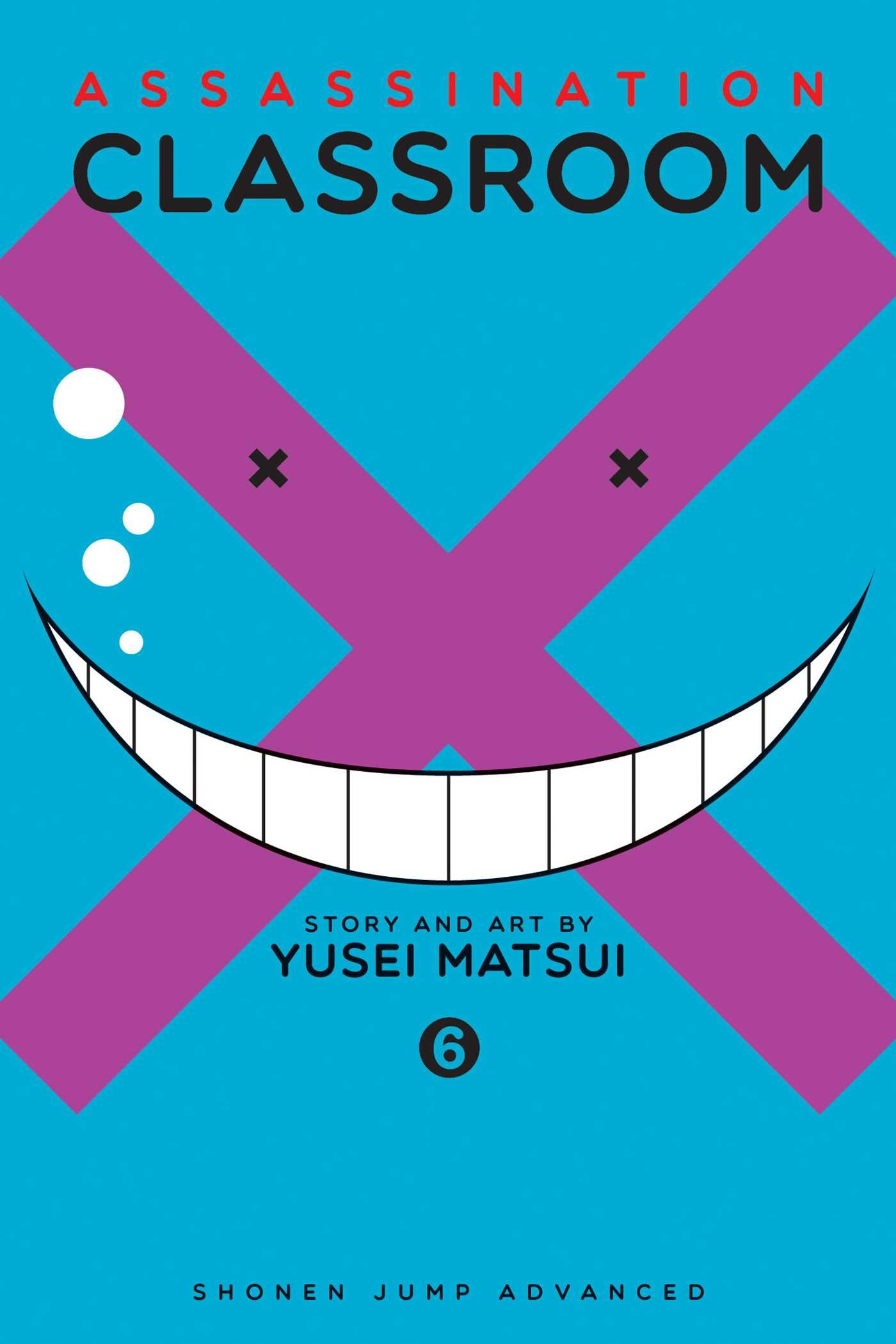 Assassination Classroom, Vol. 06
