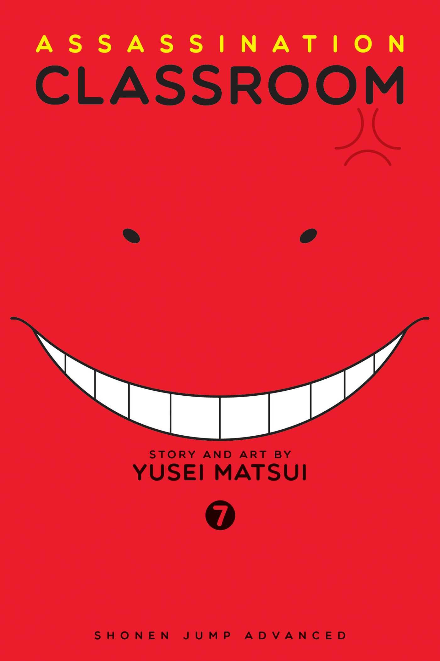Assassination Classroom, Vol. 07