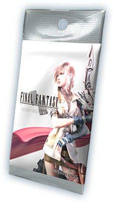 Final Fantasy TCG Opus 1 Booster Pack
