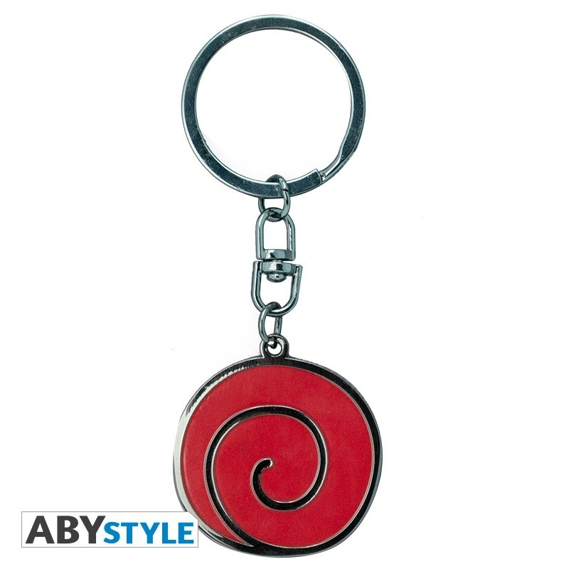 "BORUTO - Keychain ""Uzumaki symbol"""