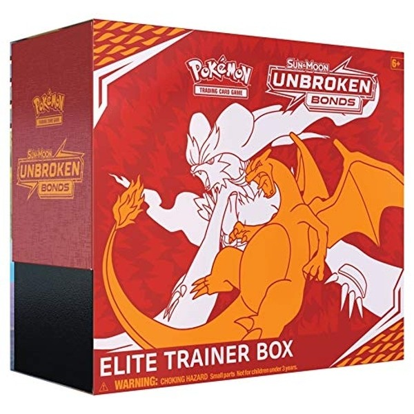 Pokémon TCG: Sun & Moon - Unbroken Bonds Trainer Box