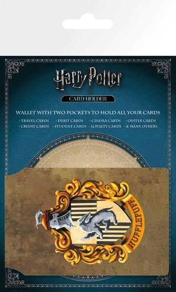 Harry Potter Card Holder Hufflepuff