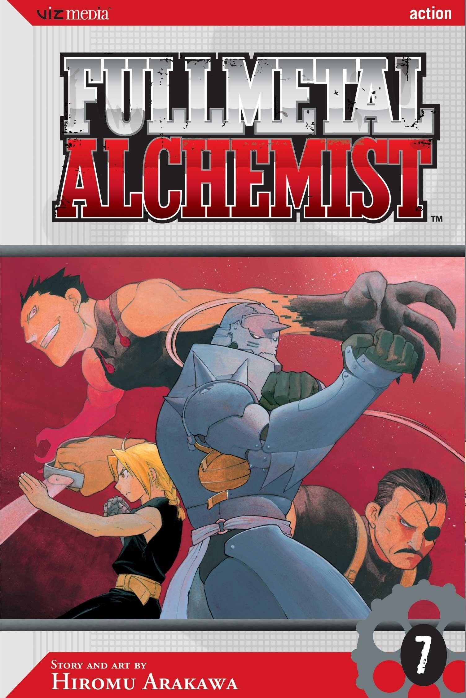 FULLMETAL ALCHEMIST, Vol. 07