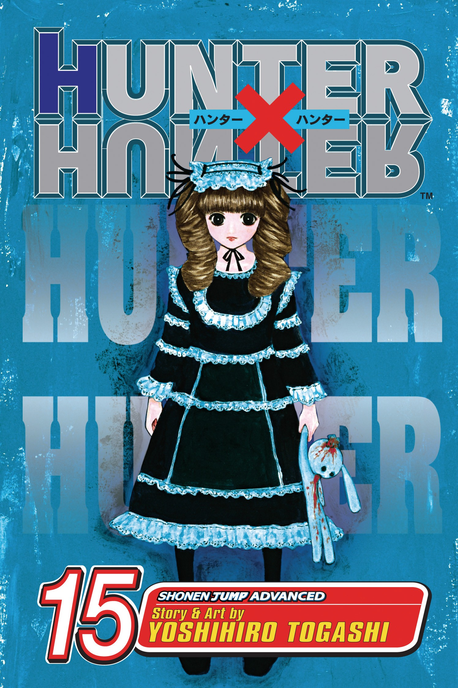 Hunter x Hunter, Vol. 15