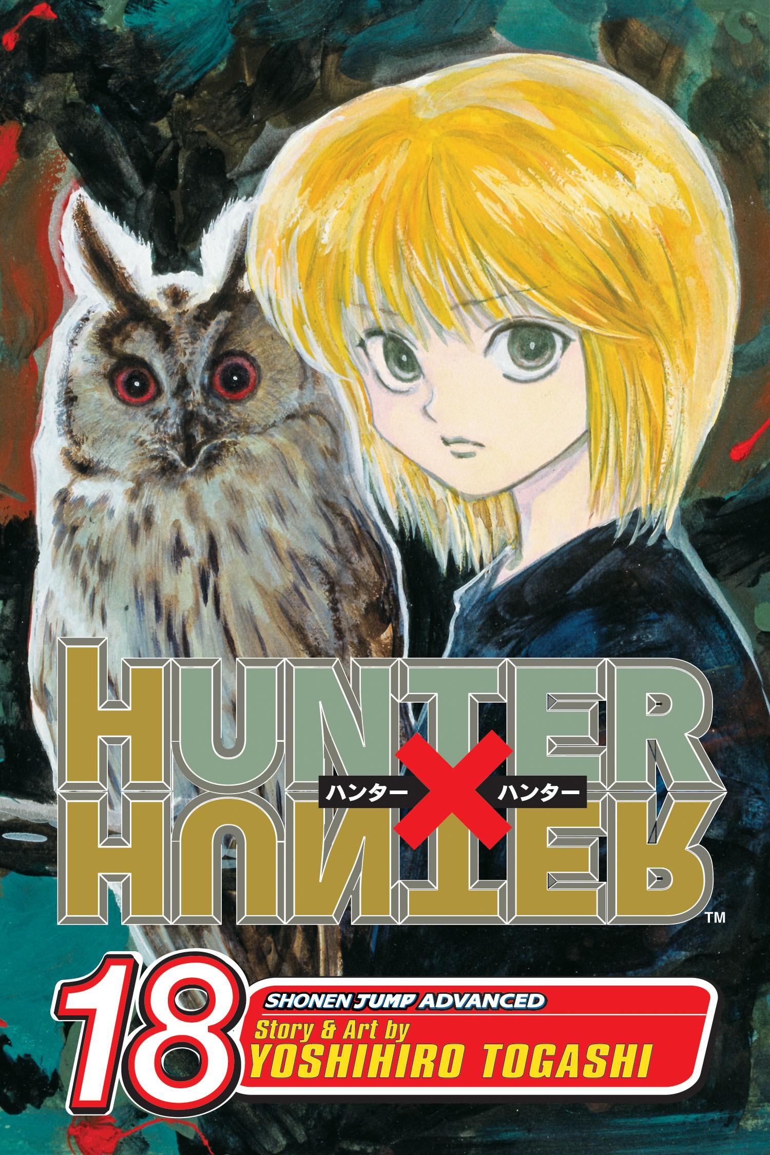 Hunter x Hunter, Vol. 18