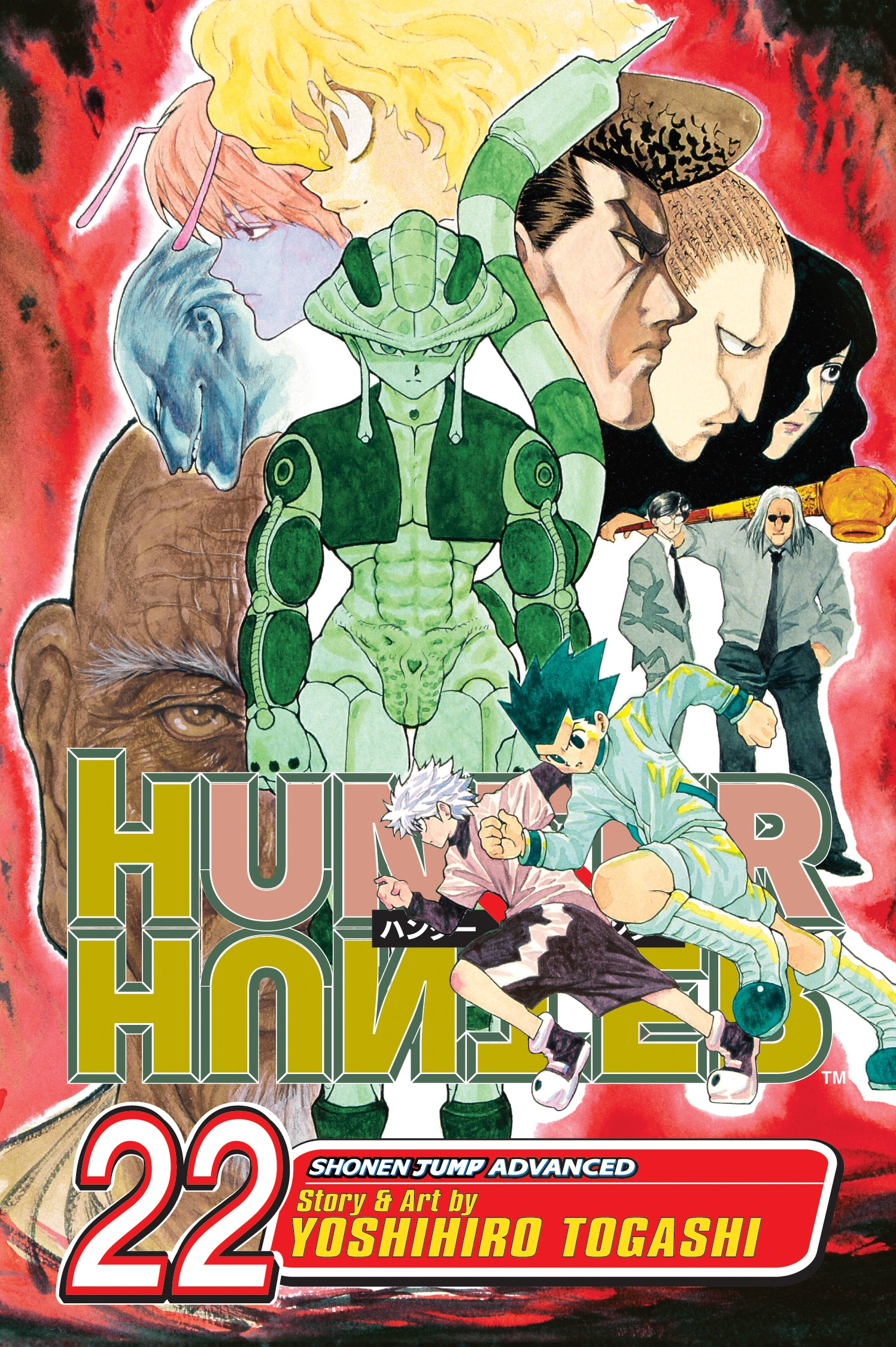 Hunter x Hunter, Vol. 22