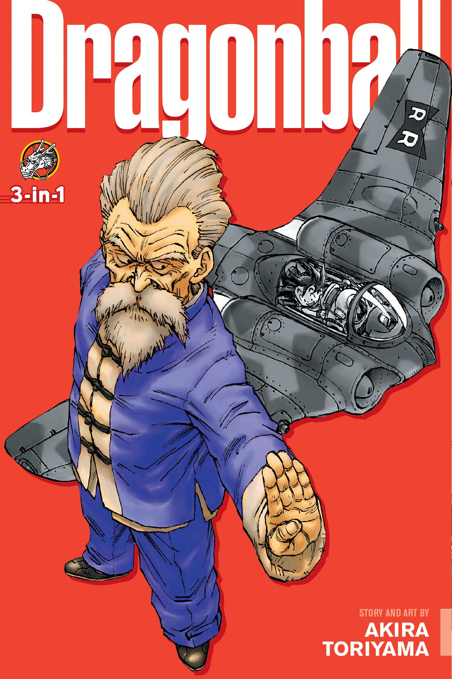 Dragon Ball (3-in-1 Edition), Vol. 02 by Akira Toriyama