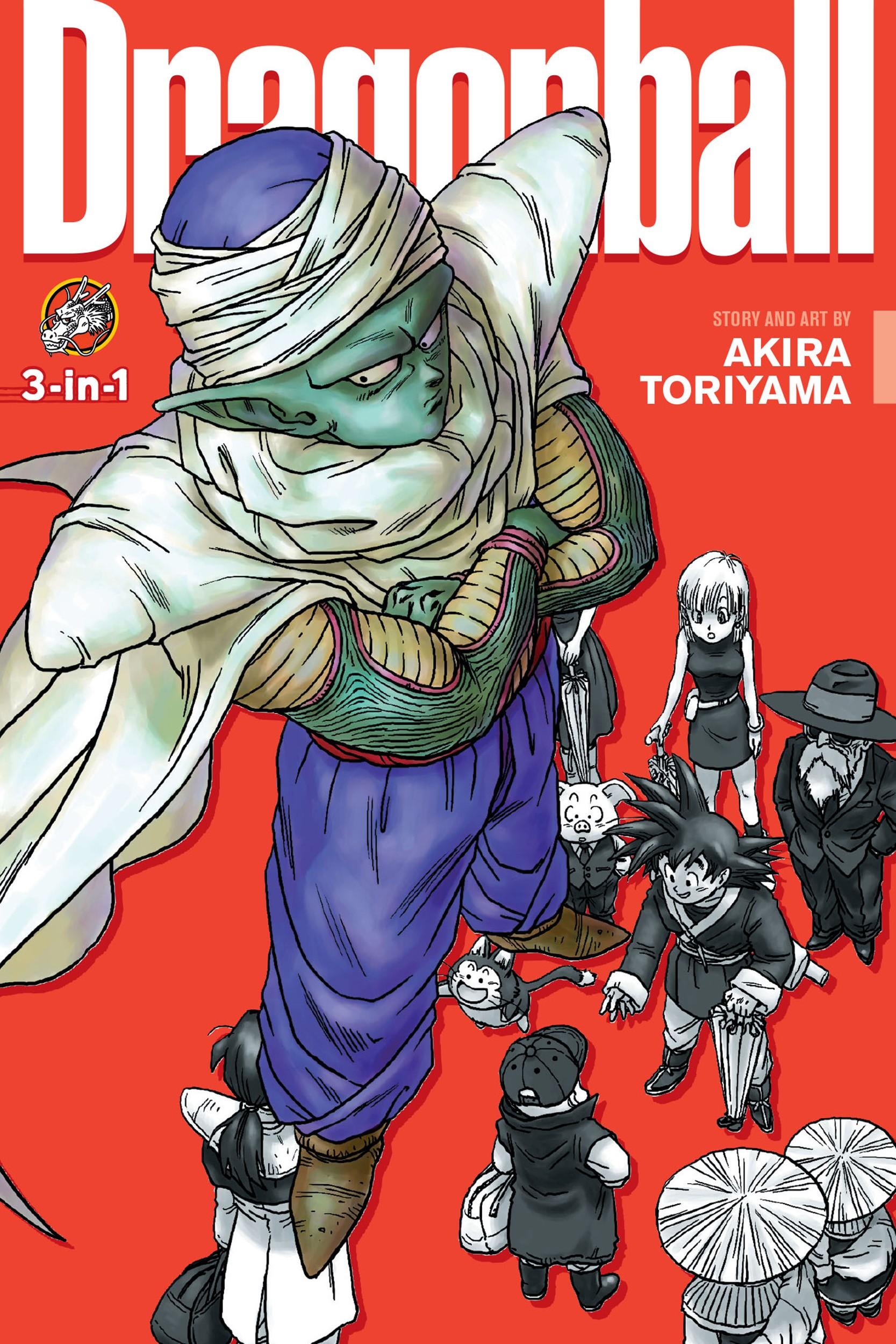 Dragon Ball (3-in-1 Edition), Vol. 05 by Akira Toriyama