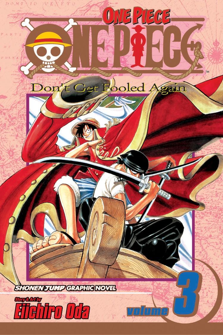 One Piece, Vol. 03