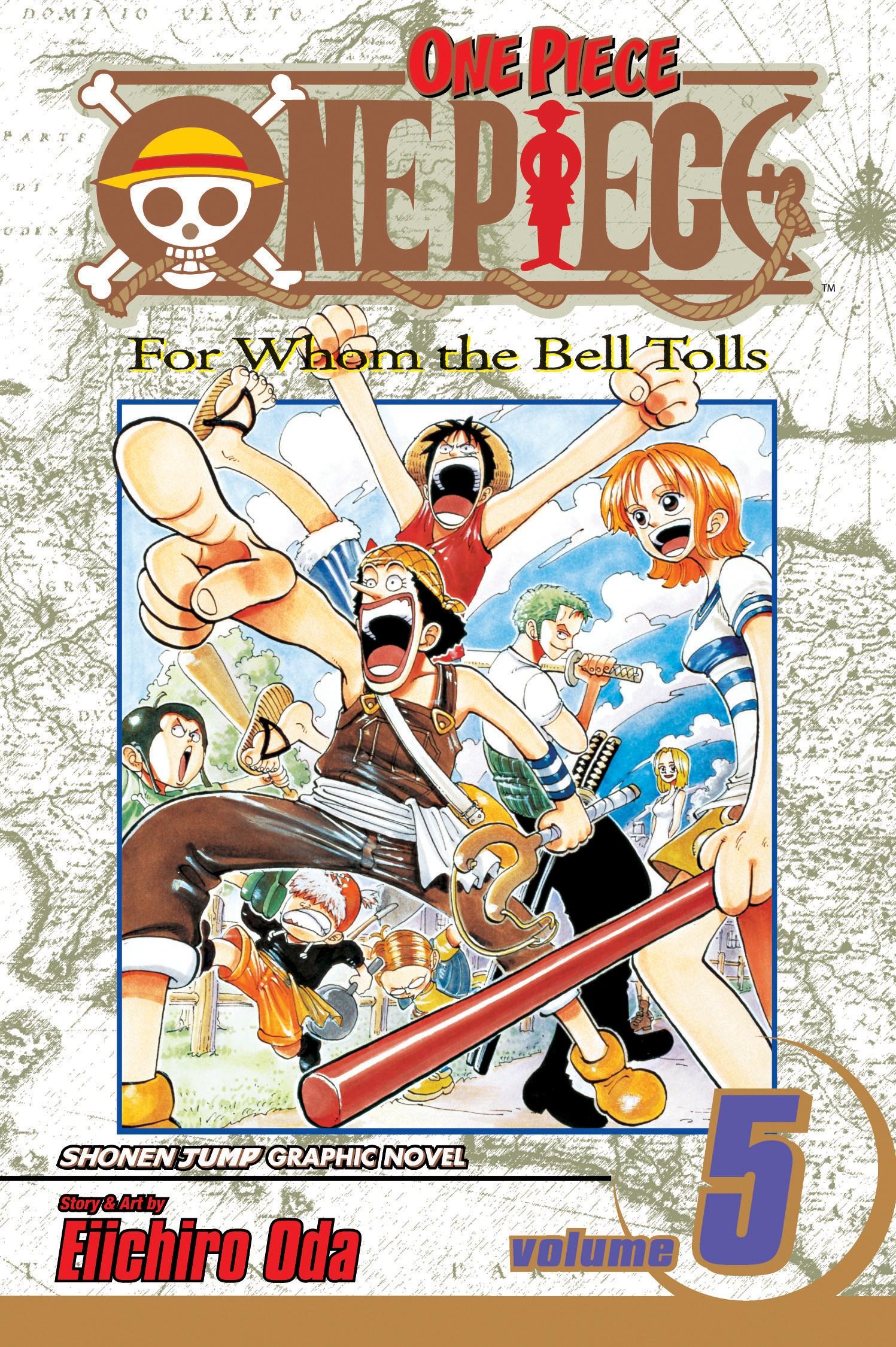 One Piece, Vol. 05
